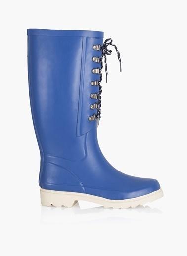Twist Plastik Yağmur Çizmesi Mavi